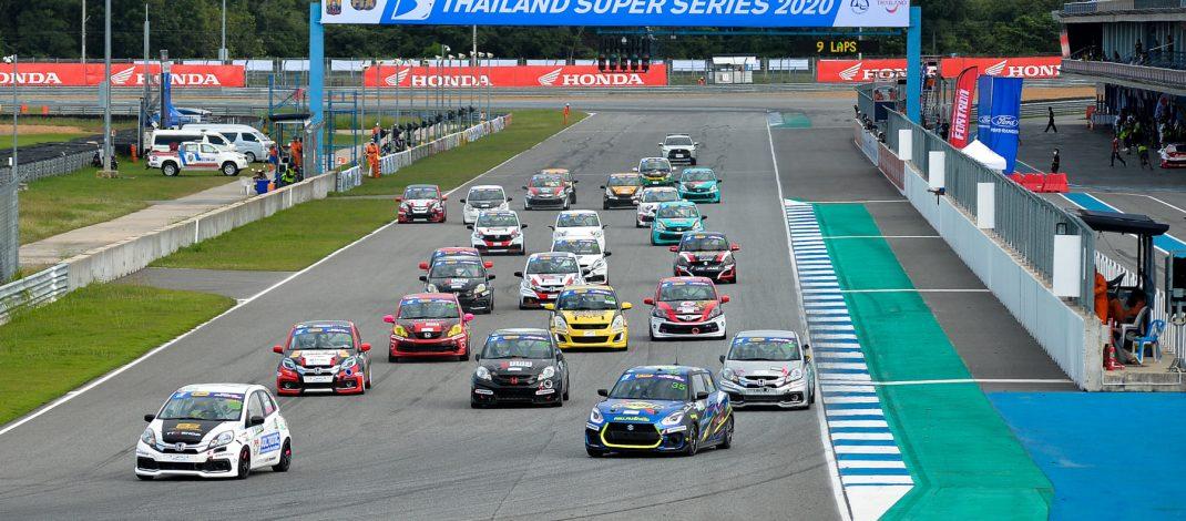 เรซซิ่ง สปิริต เปิดศึก Thailand Super Series 2020 นัดแรกของฤดูกาล2020